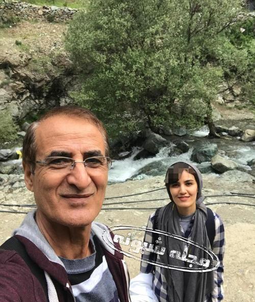 پدر میترا حجازی پور