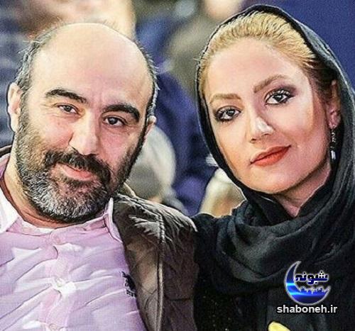 بیوگرافی محسن تنابنده و همسرش روشنک