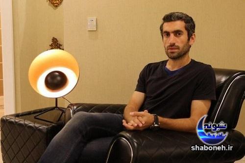 بیوگرافی مجتبی جباری و همسرش