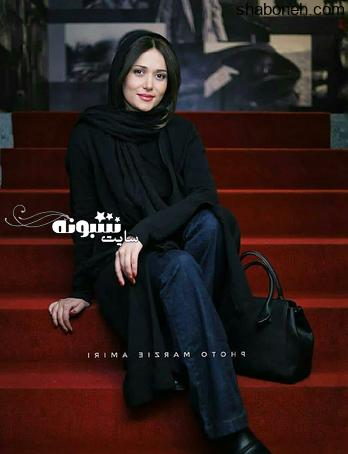 عکس پاهای پریناز ایزدیار بازیگر