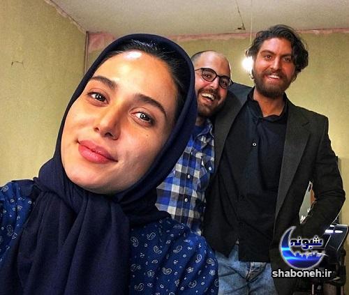 بیوگرافی پریناز ایزدیار و همسرش