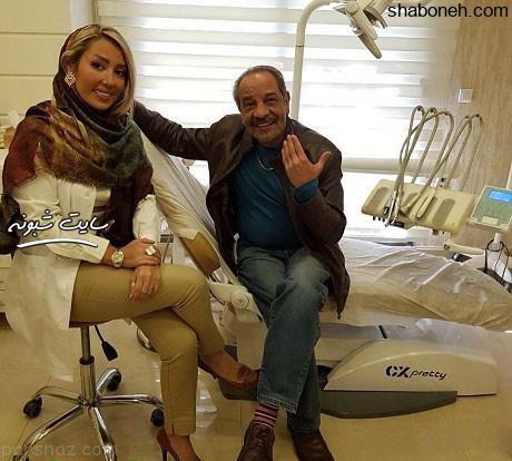 بیوگرافی رها رادفر دندانپزشک و همسرش +اینستاگرام و عکس