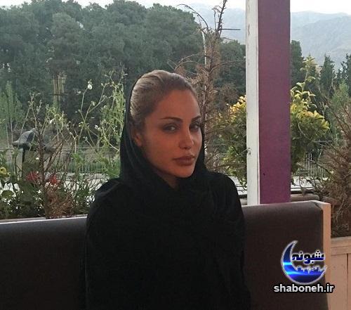 رامانا سیاحی ,ظاهر متفاوت رامانا سیاحی در اکران فیلم ایرانی