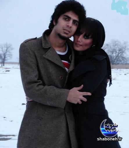 بیوگرافی رضا پیشرو و همسرش