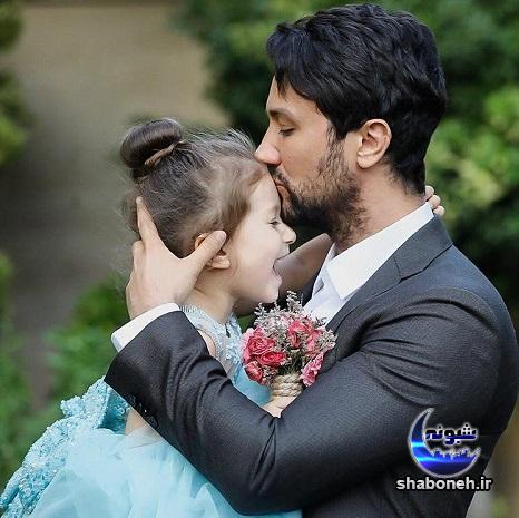 بیوگرافی شاهرخ استخری و اولین عکس از همسرش