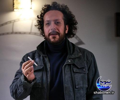 بیوگرافی سینا حجازی و همسر بازیگرش
