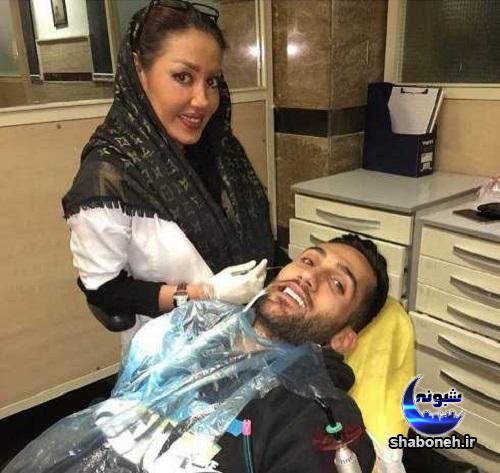 بیوگرافی پیام صادقیان و همسرش