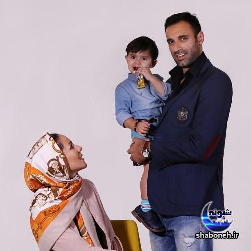 بیوگرافی عادل غلامی و همسرش