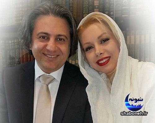بیوگرافی افشین یداللهی و همسرش