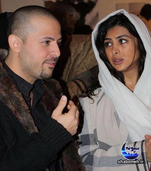 بیوگرافی آزاده صمدی و همسرش