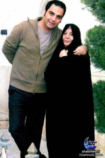 بیوگرافی احسان علیخانی و مادرش