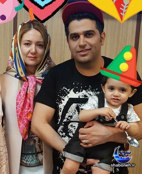 بیوگرافی حمید عسکری و همسرش