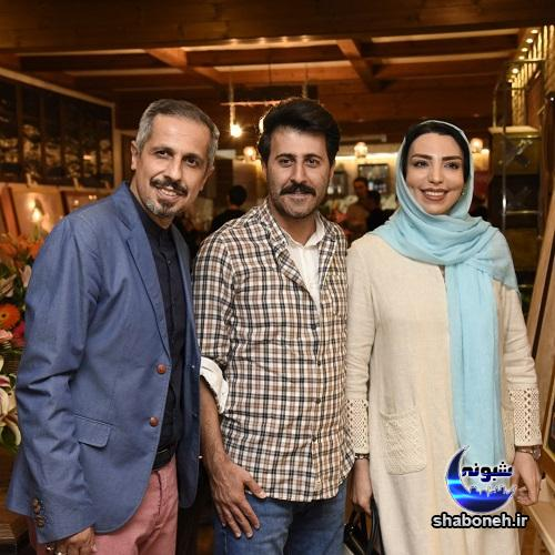 بیوگرافی هومن حاجی عبداللهی و همسر دوبلورش