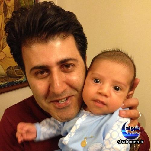 بیوگرافی هومن حاجی عبداللهی و پسرش