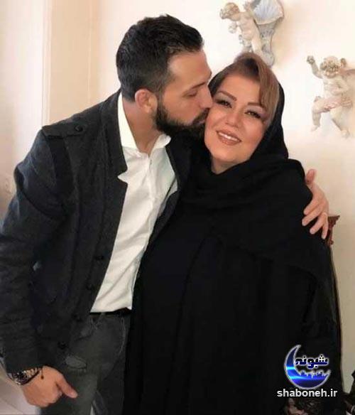 مادر همسر محسن افشانی, مادر زن محسن افشانی کیست؟