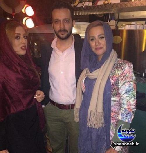 بیوگرافی محمد سلوکی و همسرش