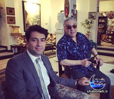 بیوگرافی محمد معتمدی و همسرش