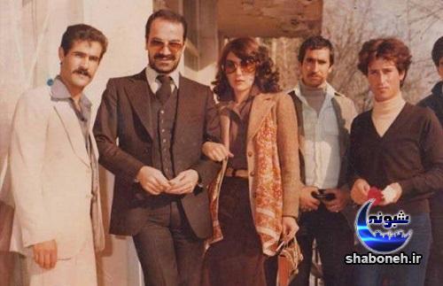 بیوگرافی سعید راد و همسر خواننده اش