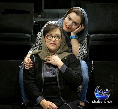 بیوگرافی رویا تیموریان بازیگر و دختر دنیا مدنی