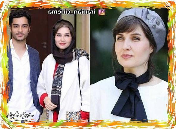 عکس جنجالی ساعد سهیلی بازیگر و همسرش گلوریا هاردی + ماجرای ازداوج