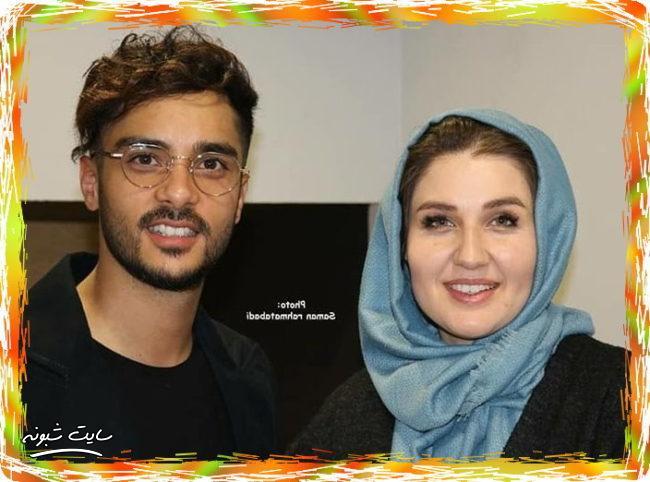 بیوگرافی ساعد سهیلی و همسرش گلوریا هاردی + ماجرای ازداوج