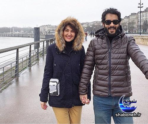 بیوگرافی ساعد سهیلی و همسر فرانسویش