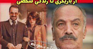 سعید راد بازیگر | بیوگرافی سعید راد و همسر سابقش نوش آفرین + عکس های جوانی و قدیمی
