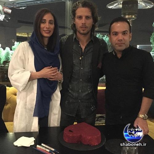 بیوگرافی سحر زکریا و همسرش