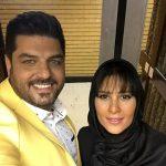 بیوگرافی سام درخشانی و همسر ورزشکارش