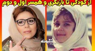 بیوگرافی سحر دولتشاهی بازیگر و همسرش و رابطه با همایون شجریان