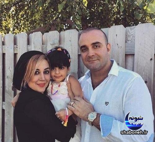 بیوگرافی سینا سرلک و همسرش