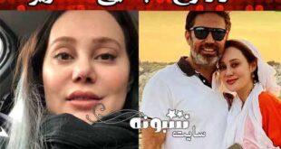 بیوگرافی آرام جعفری و همسرش +عکس و طلاق و خانواده