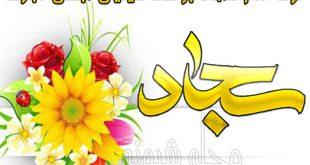 عکس پروفایل تولد امام سجاد + عکس نوشته و متن تبریک