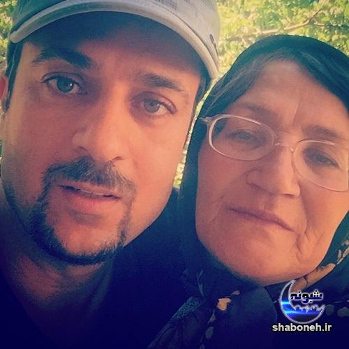بیوگرافی احمد مهرانفر و مادرش
