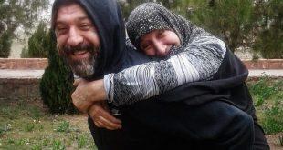 بیوگرافی علی انصاریان و همسرش