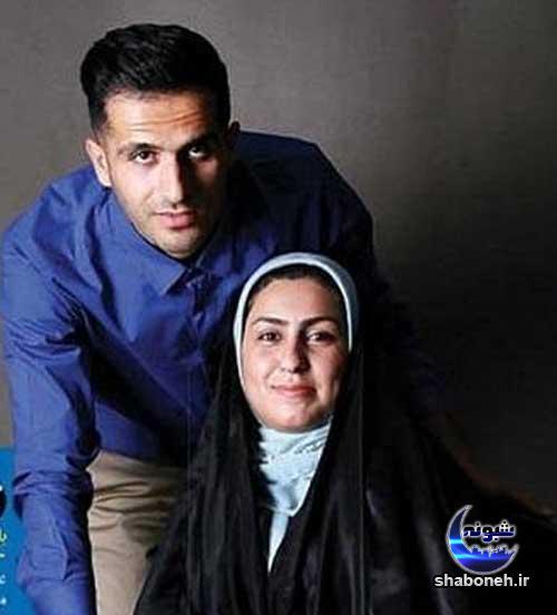 بیوگرافی علی قربانی و همسرش