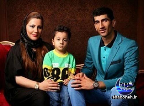 بیوگرافی علیرضا بیرانوند و همسرش