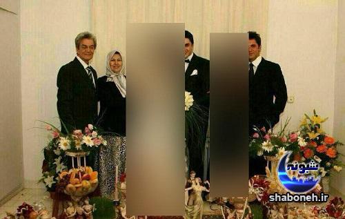 بیوگرافی امین حیایی و عکس همسر اول و دومش
