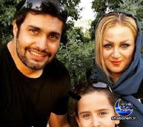 بیوگرافی امیرمحمد زند و همسرش