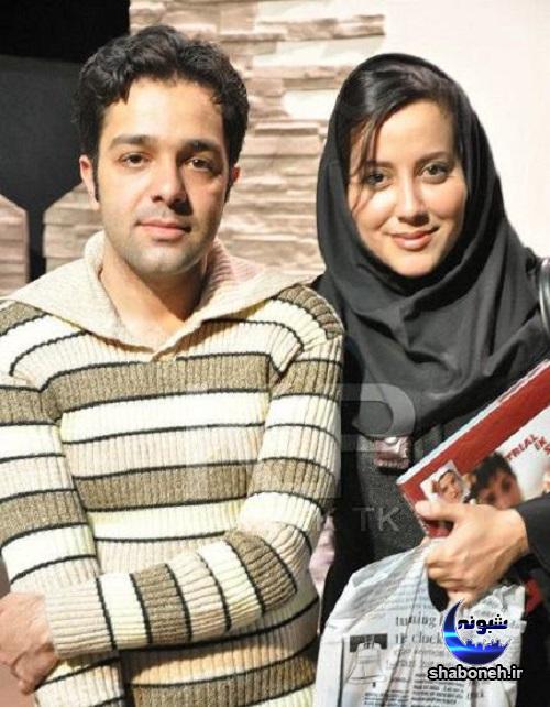 بیوگرافی آشا محرابی و همسرش