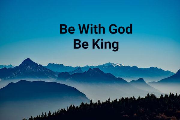 عکس پروفایل با خدا باش