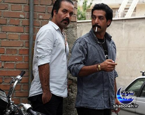 بیوگرافی کامران تفتی و همسرش