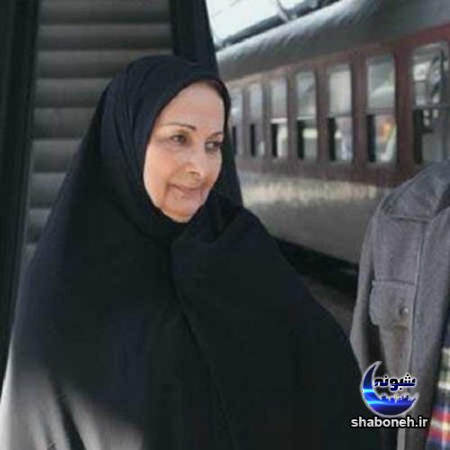 بیوگرافی کتایون امیر ابراهیمی و همسرش