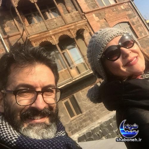 بیوگرافی لاله اسکندری و همسرش