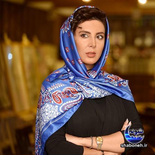 بیوگرافی و عکسهای لیلا بلوکات بازیگر