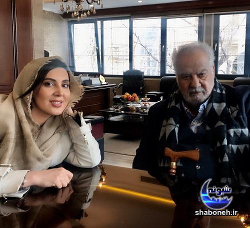 بیوگرافی لیلا بلوکات و همسرش