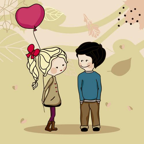 عکس پروفایل عاشقانه دو نفره