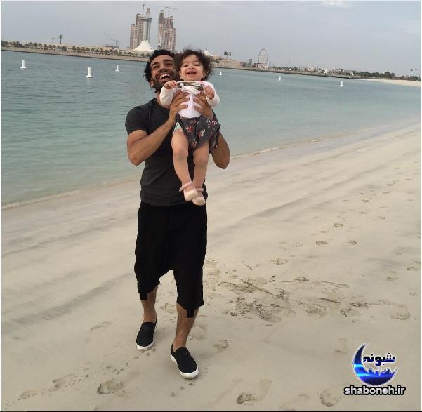 بیوگرافی محمد صلاح و فرزندش