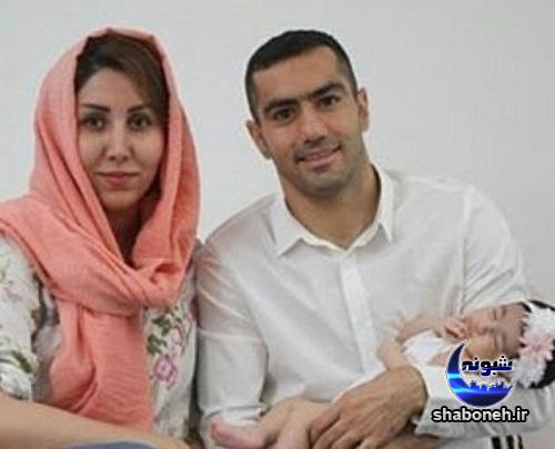 بیوگرافی محسن ربیع خواه و همسرش