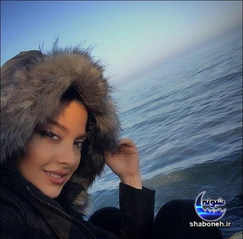 بیوگرافی مونا فائزپور مدل